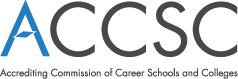 Accrediting Commission of Career Schools and Colleges (ACCSC)
