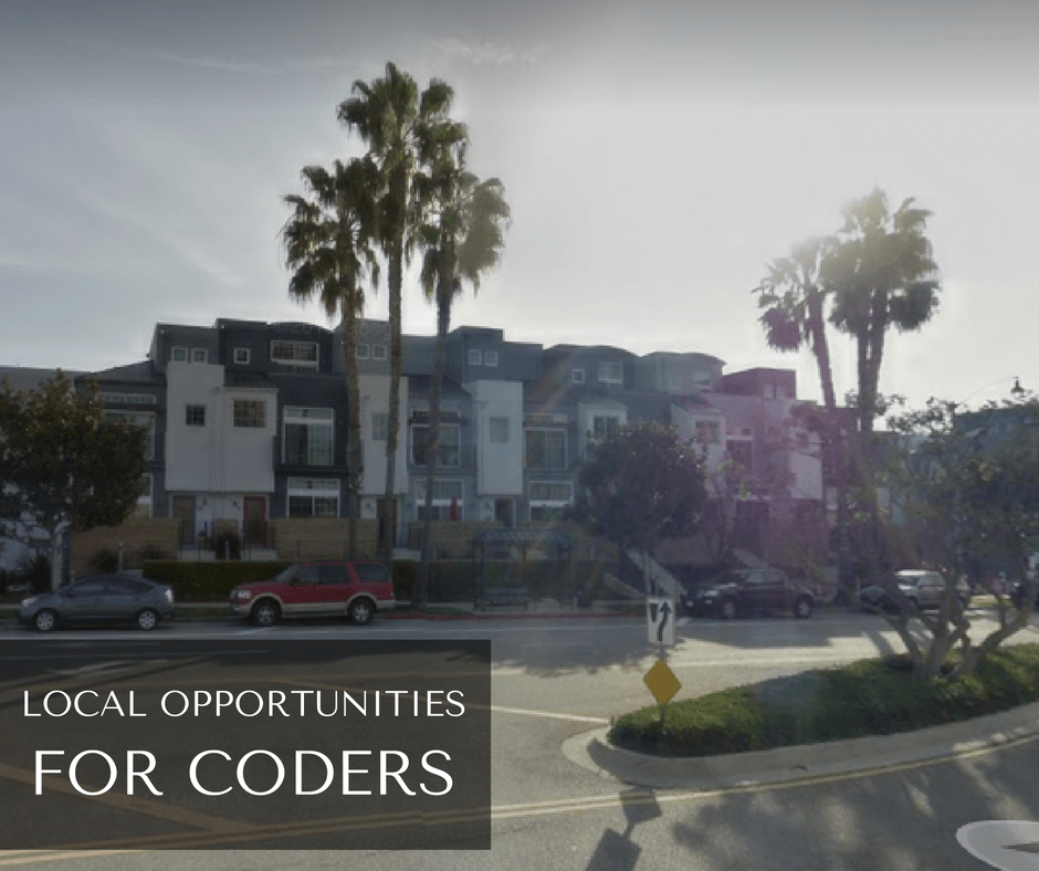 local opportunities for coders